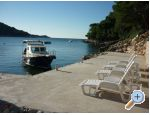 AD Saplunara - ostrov Mljet Chorvatsko