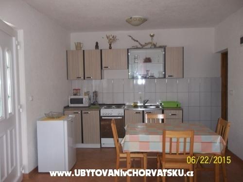 Apartmány Malac - ostrov Mljet Chorvatsko