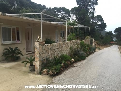 Apartmani Malac - ostrov Mljet Hrvatska