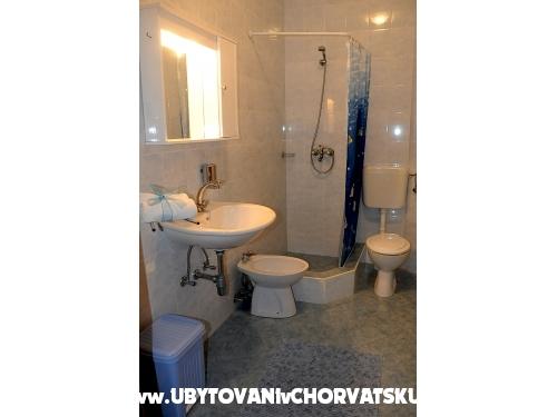 Apartmani Čumbelić - ostrov Mljet Hrvatska