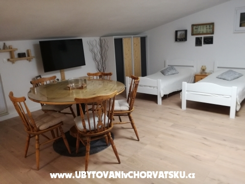 Apartmán Lončar Željko - Baška Voda Chorvátsko