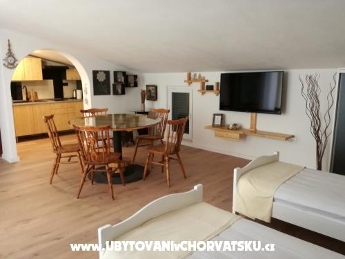 Apartman Lončar Željko - Baška Voda Horvátország