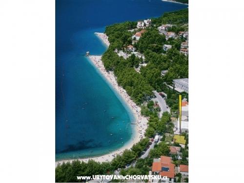 апартамент Miro - Ba�ka Voda Хорватия