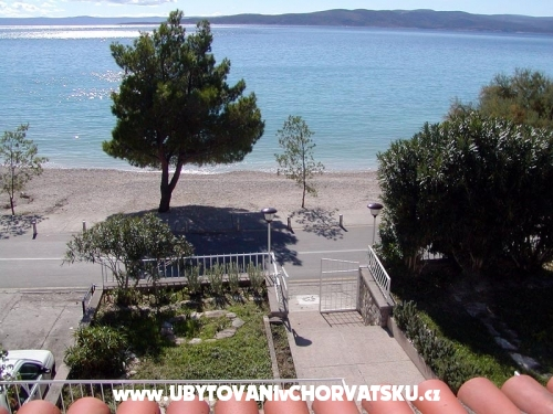 Apartmán Miro - Baška Voda Chorvatsko