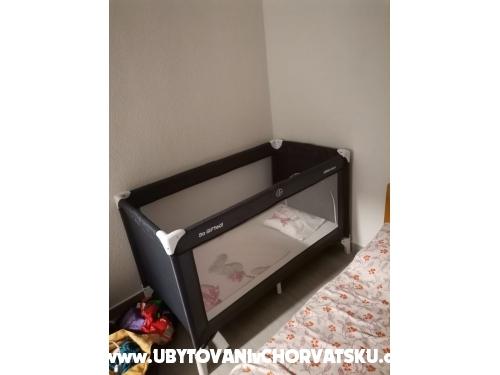 Apartmán Rogac - Baška Voda Chorvátsko