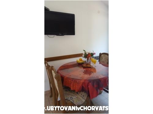 Apartments  Ante Tolj - Baška Voda Croatia