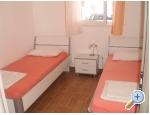 Apartmány  Ante Tolj - Baška Voda Chorvatsko