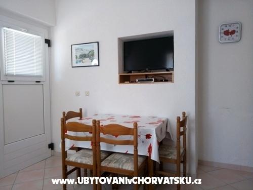 Apartmaji Barać - Baška Voda Hrvaška
