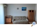 Apartmány Barać - Baška Voda Chorvatsko