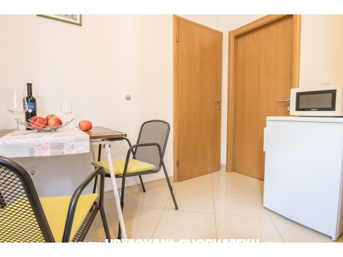 Apartmány Bašković - Baška Voda Chorvátsko
