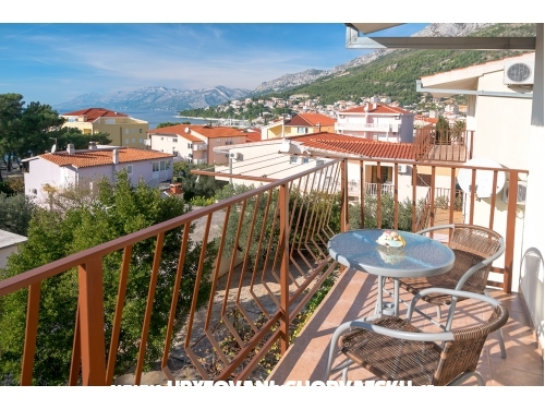 Apartments BEBA - Baška Voda Croatia