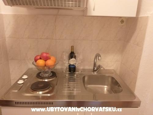 Apartamenty Denis - Baška Voda Chorwacja