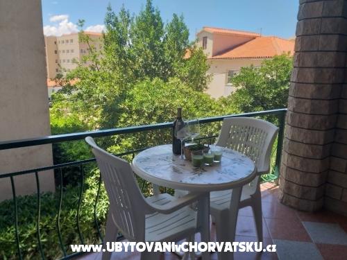 Apartmány Denis - Baška Voda Chorvatsko
