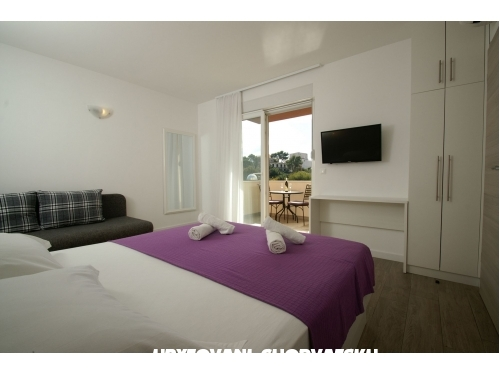 Apartmaji Villa Dijana - Baška Voda Hrvaška
