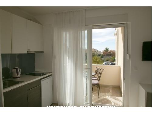 Apartmanok Villa Dijana - Baška Voda Horvátország