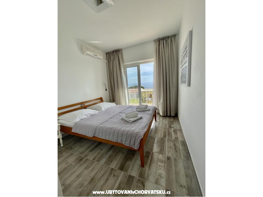 Appartements Duvnjak DMD Baška Voda - Baška Voda Kroatien