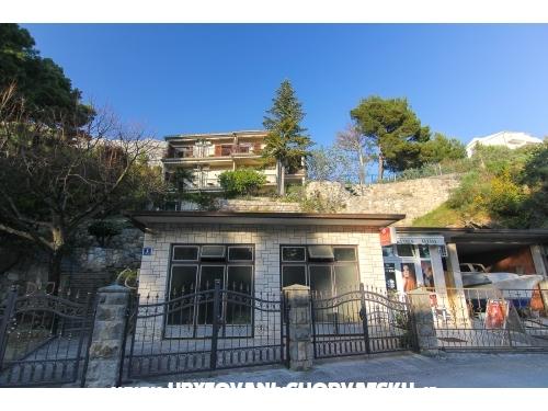 Apartmány dominovic-Mladinov - Baška Voda Chorvatsko