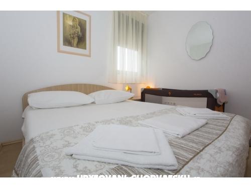 Apartmány Jelena i Bojka - Baška Voda Chorvátsko