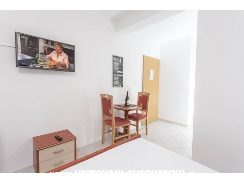 Apartmány Jelić - Baška Voda Chorvatsko