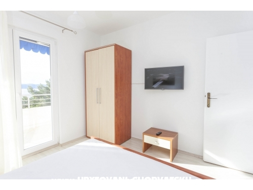 апартаменты Jeli� - Ba�ka Voda Хорватия