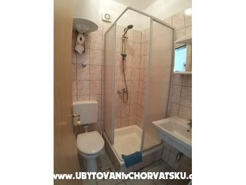 Apartamenty Jukanovic - Baška Voda Chorwacja
