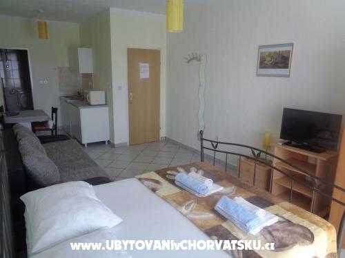 Apartmány Jukanovic - Baška Voda Chorvátsko
