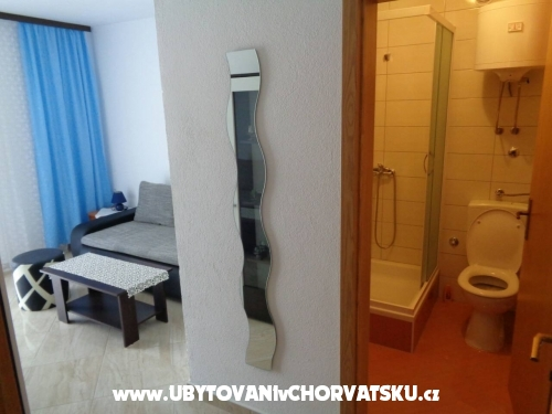 Appartements Jukanovic - Baška Voda Croatie