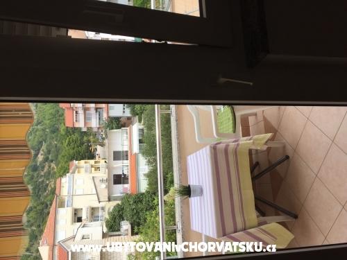 Apartmány Juric - Baška Voda Chorvátsko