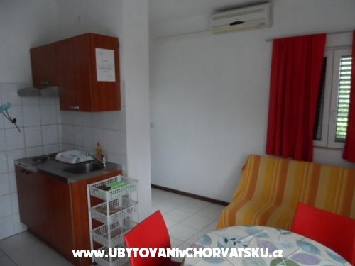 Apartmány Klara - Baška Voda Chorvatsko