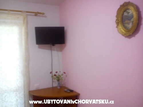 Appartements Krvavica - Baška Voda Croatie