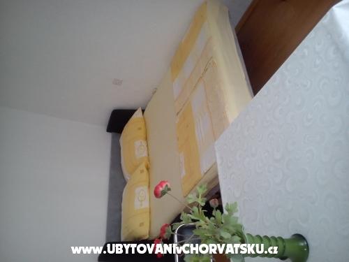 Apartmány Krvavica - Baška Voda Chorvatsko