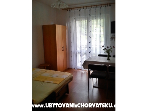 Apartamenty Krvavica - Baška Voda Chorwacja