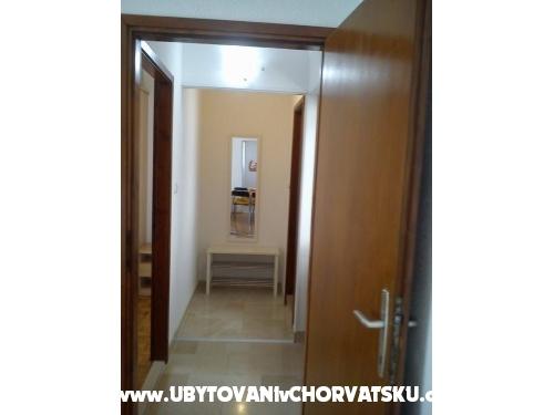 Apartmány Krvavica - Baška Voda Chorvátsko