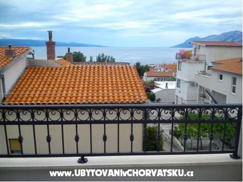 Apartmány Lozić - Baška Voda Chorvátsko
