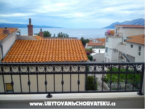 Apartmanok Lozić - Baška Voda Horvátország