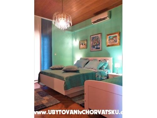 Apartmány Marijana - Baška Voda Chorvatsko
