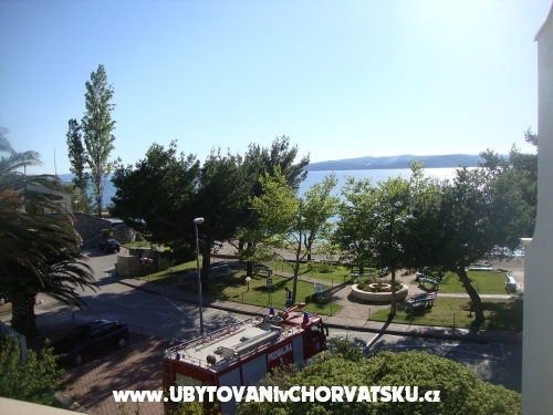 Appartements Marin - Baška Voda Croatie