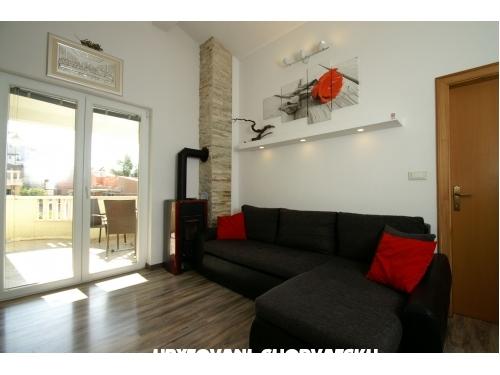 Apartmaji Marin - Baška Voda Hrvaška