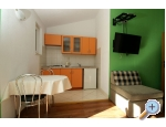 Appartements Marin - Baška Voda Kroatien