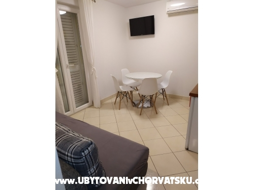 Apartmány Marin - Baška Voda Chorvatsko