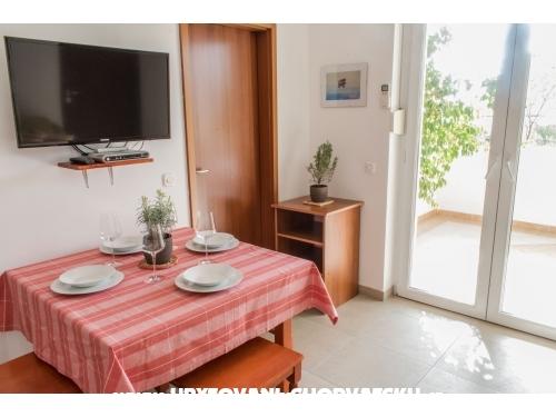Apartmány Maslina - Baška Voda Chorvátsko