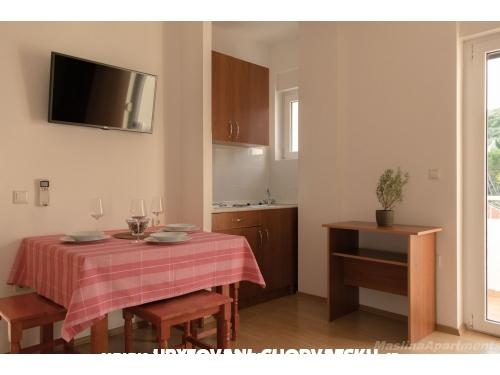 Apartmani Maslina - Baška Voda Hrvatska