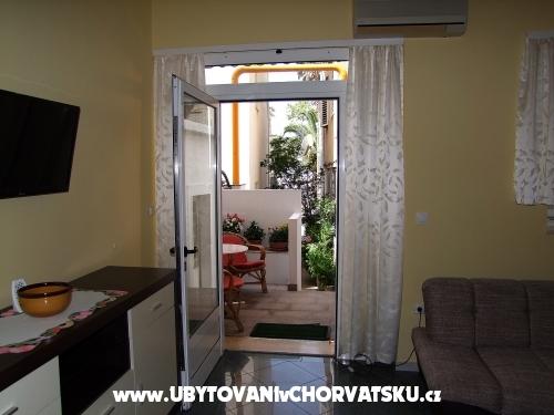 Apartmány Melinda - Baška Voda Chorvátsko