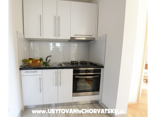 Apartmány Mihalj - Baška Voda Chorvátsko