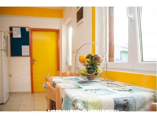 Apartmány Mihaljević - Baška Voda Chorvátsko