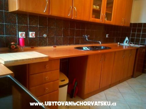 Apartmány Mihaljević - Baška Voda Chorvatsko