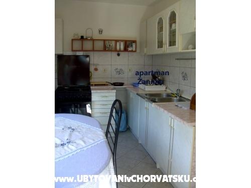 Appartements Mihaljević - Baška Voda Kroatien