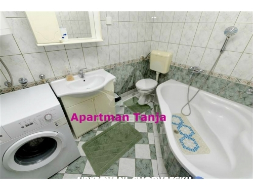 Appartements Mihaljevic - Baška Voda Croatie