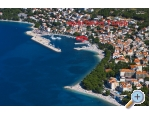 Appartements Mihaljevic - Baška Voda Kroatien