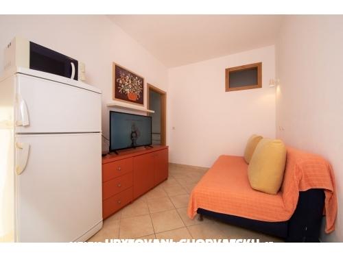 Apartm�ny Mili� Promajna - Ba�ka Voda Chorvatsko